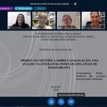 Estudantes retomam projetos com defesa virtual de TCC