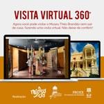 Museu Théo Brandão lança tour virtual com exposições nordestinas