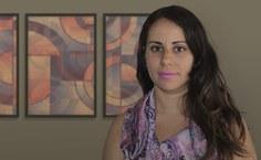 Rosana Sarita, diretora do DRCA
