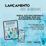 Ufal lança o primeiro e-book com pesquisa sobre estudantes