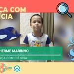 ICBS participa de iniciativa de divulgação científica para crianças na quarentena
