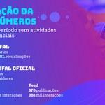 Portal da Ufal alcança mais de 1 milhão de visualizações nos últimos 90 dias