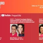 Ufal promove eventos virtuais na programação do 1º Congresso da Andifes