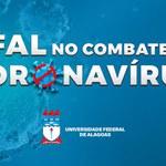 Campanha reúne principais ações da Ufal no combate à covid-19