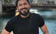 Professor Alan Pedro, fundador do Nees