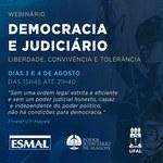 Ufal é parceira da Esmal em evento que reúne juristas de todo o país