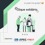 Clique Solidário é nova campanha para ajudar comunidades carentes