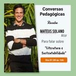 Conversas Pedagógicas terá três palestras neste mês de agosto