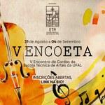 Escola Técnica de Artes promove a 5ª edição do Encontro de Cordas