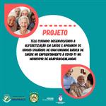 Projeto de extensão leva informações sobre covid-19 para idosos