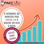 Projeto FakeNão atua no combate às notícias falsas sobre o novo coronavírus