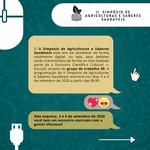 Grupo de estudos do Ceca promove 2° Simpósio de Agriculturas e Saberes
