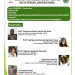 Famed debate perspectivas e desafios da política de extensão universitária
