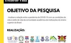 Pesquisa envolve comunidade acadêmica de 11 instituições do Brasil