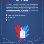 Ufal lança site e exposição virtual para marcar seus 60 anos