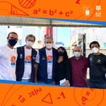 Olimpíada de Matemática de Maceió conta com apoio de docentes da Ufal