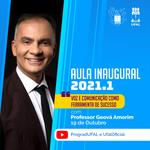 Ufal planeja programação especial on-line para início de atividades acadêmicas de 2021
