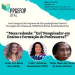 Pós em Formação de Professores de Arapiraca promove aula inaugural