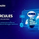 Robô Hércules classifica mais de 11 mil petições no TJ de Alagoas