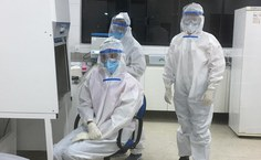 Equipe de Arapiraca no laboratório