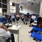 Hospital Universitário discute fortalecimento da pesquisa em saúde