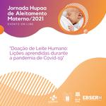 Hospital Universitário realiza Jornada de Aleitamento Materno