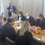 Ministro Queiroga vai enviar equipe para conhecer estrutura física do HU