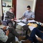 Reitor firma cooperação com Codevasf para viabilizar parceria em projetos