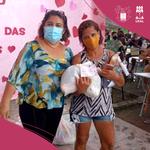 Unidade Docente da Ufal celebra Dia das Mães com entrega de cestas básicas