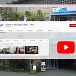 Cedu inaugura canal no Youtube para ampliar acesso a eventos