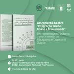 Mestrado profissional publica livro sobre contribuições para o ensino em saúde