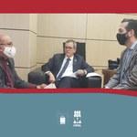 Pró-reitor de Graduação da Ufal visita MEC em busca de convênios e parcerias