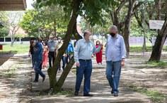 Josealdo Tonholo e Paulão falam sobre mais parcerias para outros projetos das Ufal