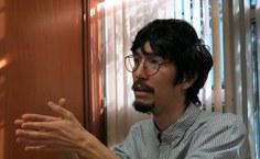 Pesquisador Danilo Sato