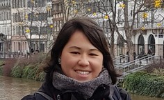 Pesquisadora Angélica Nakamura