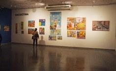 2009. Recorde de público na história da Pinacoteca, com a exposição individual Lula Nogueira Maceiópolis Maceioca Maceiótima