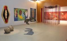 2019. Exposição 20 Anos da Exposição Olhar Alagoas Arte Contemporânea na Pinacoteca da Ufal, na Galeria do Sesc Arapiraca