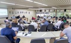 Reunião de trabalho Ufal e Ifal